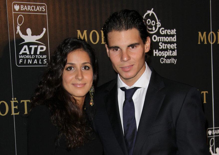 Rafael Nadal heiratet seine Mara Francisca Perell nach