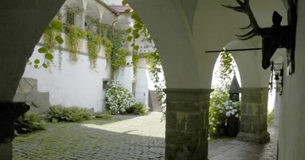 Heiraten auf einer Burg in Obersterreich
