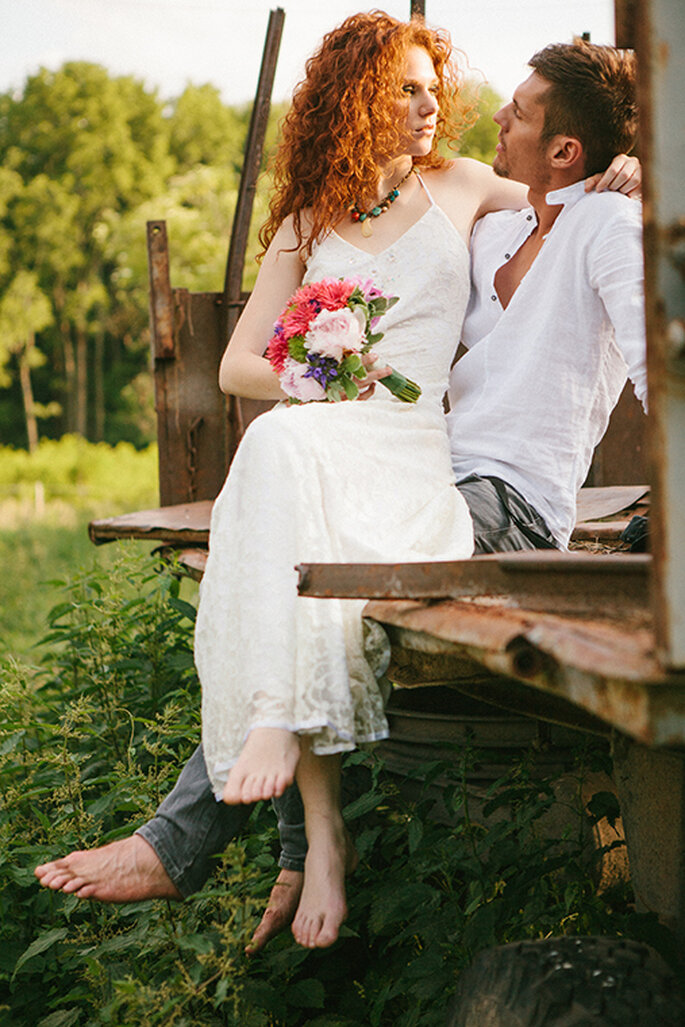 Mein Freund redet von Hochzeit mir zuliebe 5 Anzeichen dass ER es wirklich ernst meint