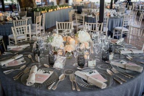 mesa decorada clasica