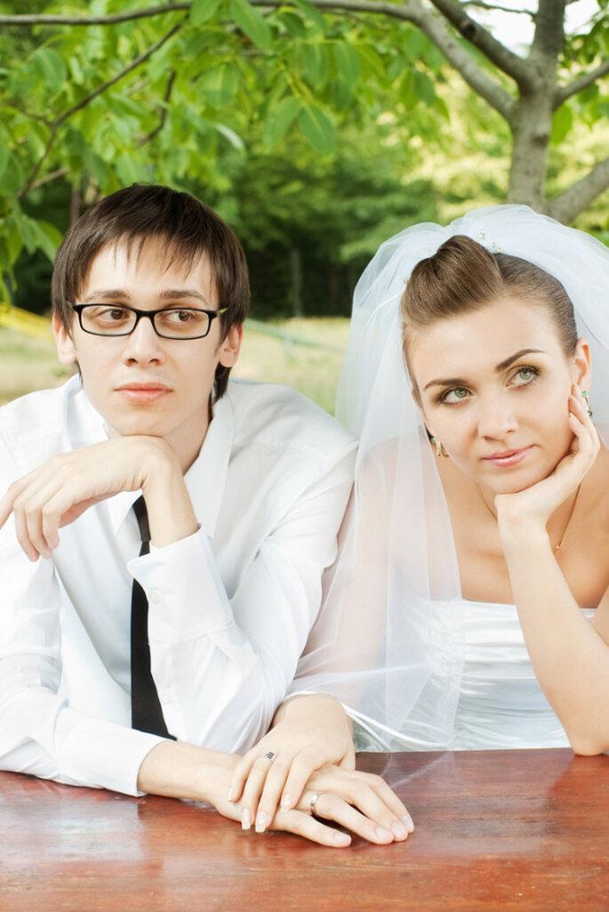 Mir gefallen die Hochzeitsideen meines Partners nicht Wie