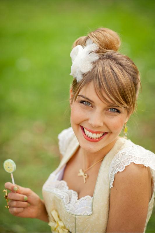Hochzeitsstyling Hair  Makeup by Jestina Schamberger