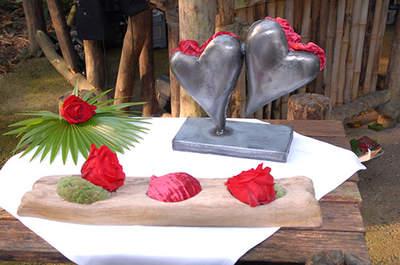 Frhlingsgefhle pur  Bei der Hochzeit von Patricia  Peter im Zrcher Zoo