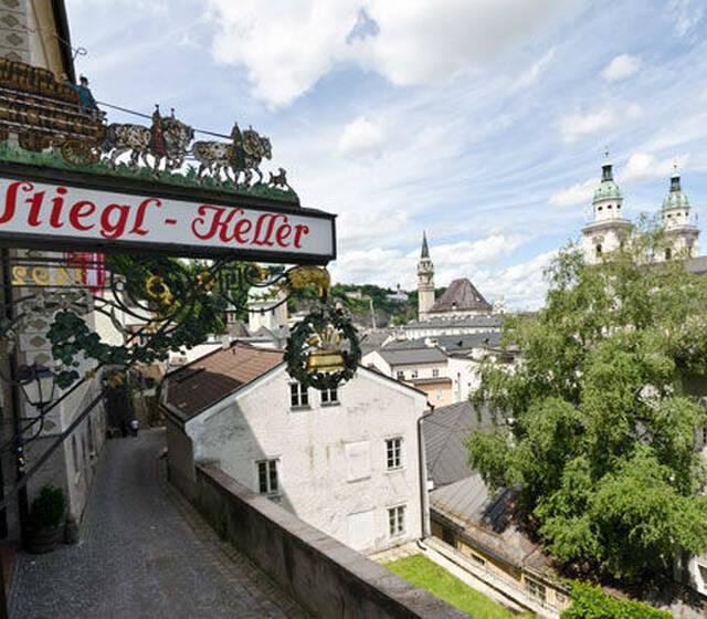 Restaurant Stieglkeller Salzburg  Bewertungen Fotos und