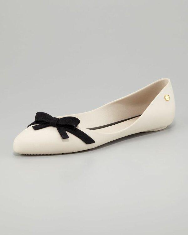 Ballerinas fr das BrautOutfit