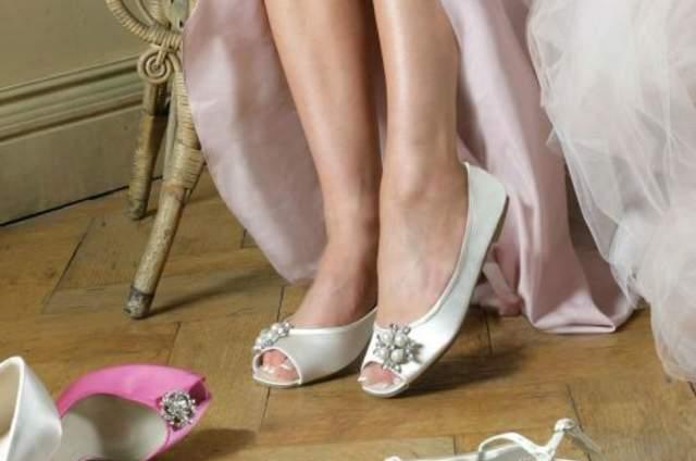 Gwendolina  Schne Schuhe fr die Braut  Meinungen von