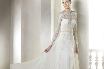 30 spektakulre Brautkleider fr schlanke und dnne Frauen