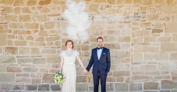 Die Hochzeit von Hannah und Philipp in BadenWrttemberg