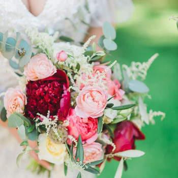 Finden Sie den Brautstrau fr Ihre Traumhochzeit  Groe