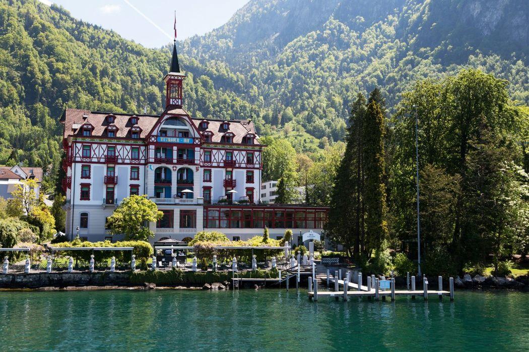 Hotel Vitznauerhof  Bewertungen Fotos und Telefonnummer