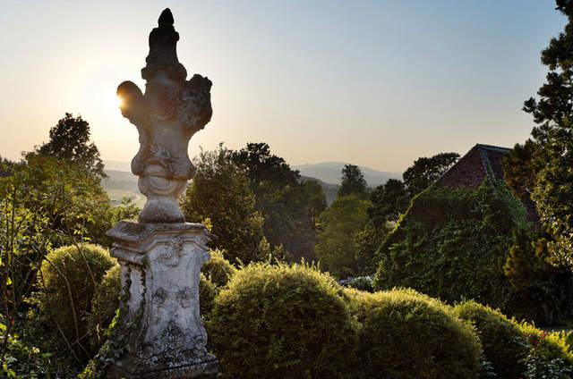 Burgen und Schlsser fr die Hochzeitsfeier in Steiermark