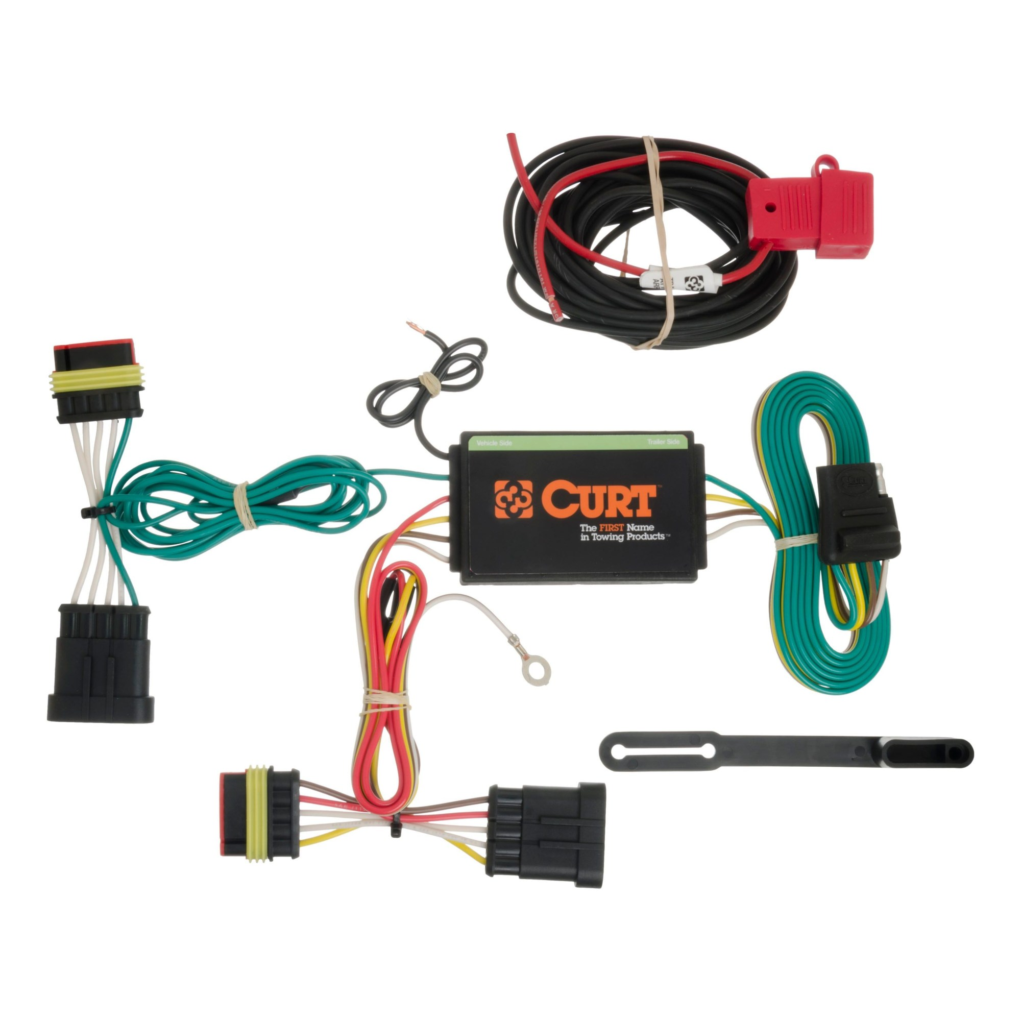 hight resolution of custom wiring custom wiring harness 4 way flat output theisen s home auto