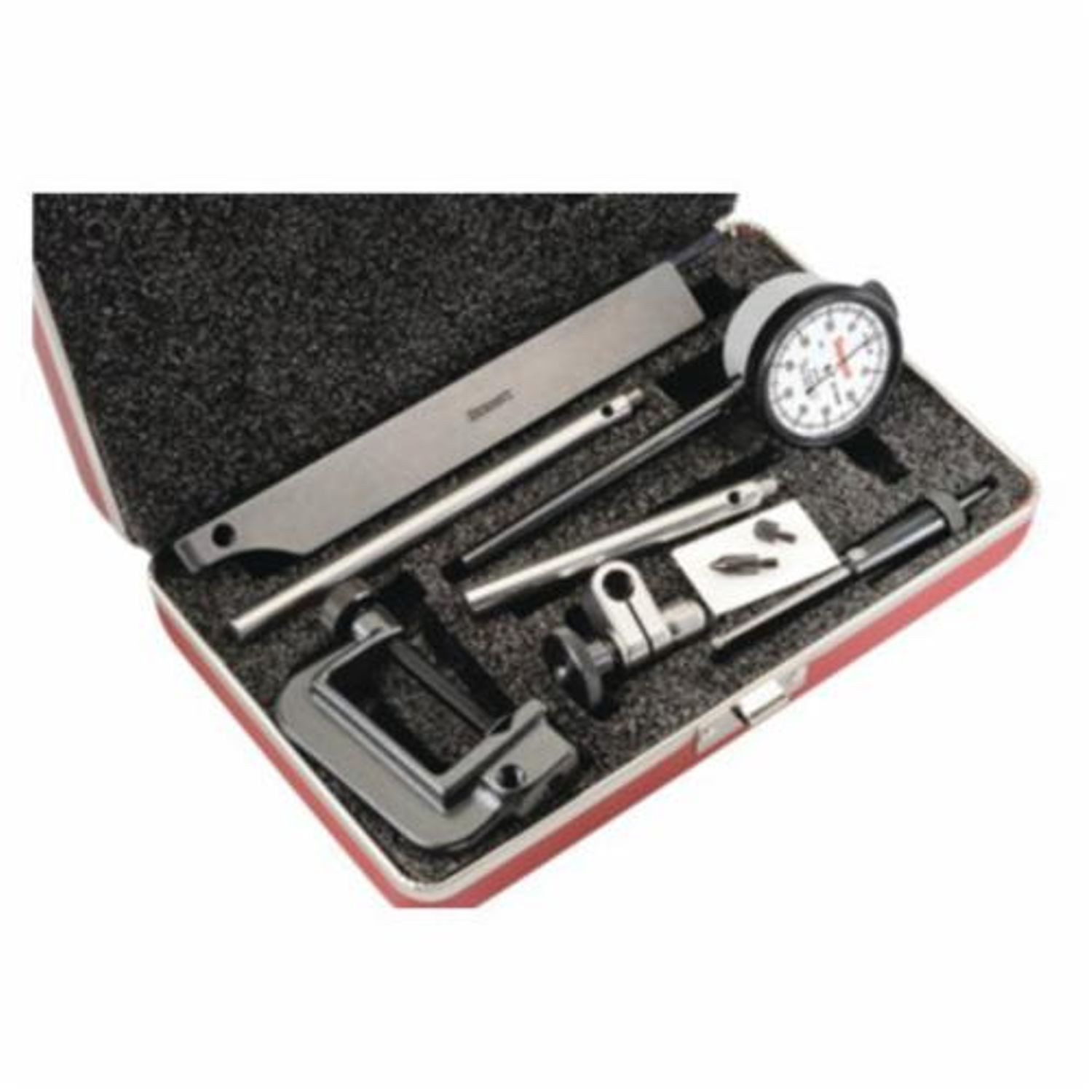 hight resolution of starrett 650a5z 650 series back plunger dial indicator with deep hole attachment 0 2 in 0 to 50 dial reading 0 001 in 1 11 16 in dial