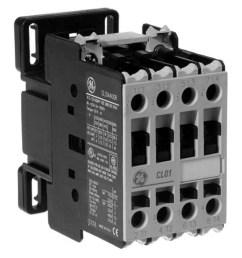 general electric cl01a310tj c 2000 full voltageneral electric non reversing iec contactor 110 [ 1500 x 1500 Pixel ]