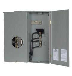siemens mm0404l1400rlm meter socket circuit breaker combination 120 240 vac 400 a 1 phase [ 1500 x 1500 Pixel ]