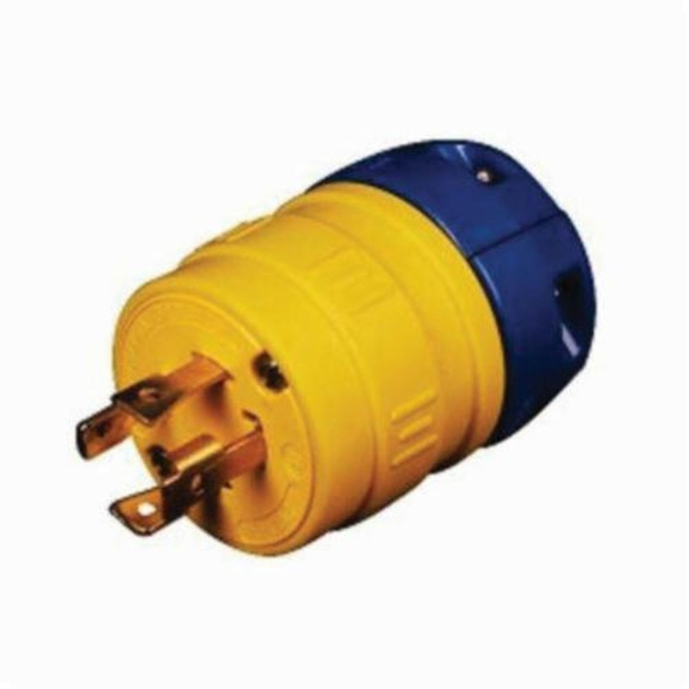 medium resolution of perma link 2524 p locking plug 480 vac 30 a 3 poles 4 wires yellow state electric