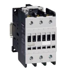 ge cl non reversing iec contactor 24 vdc coil 32 a max load [ 1500 x 1500 Pixel ]