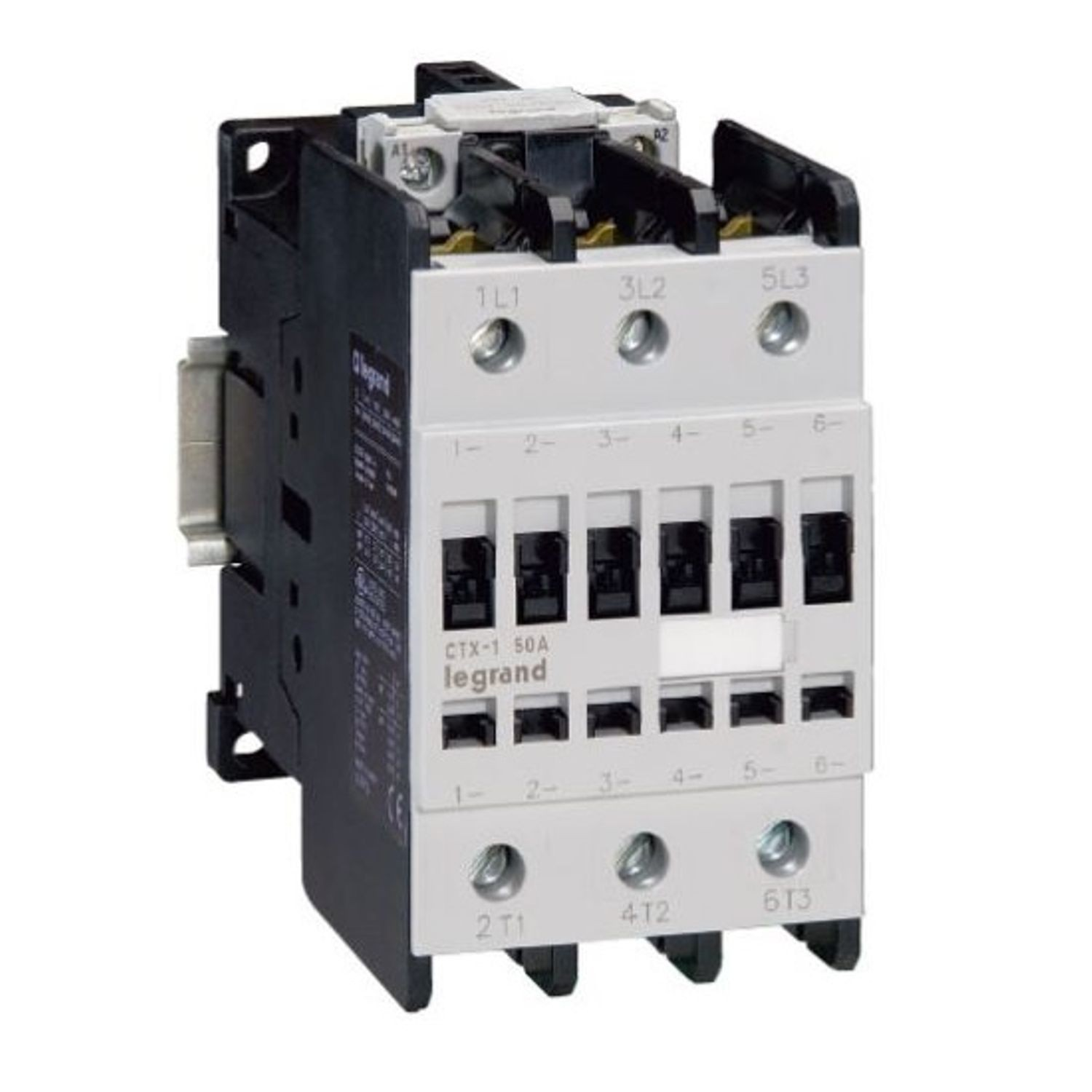 hight resolution of ge cl non reversing iec contactor 24 vdc coil 32 a max load