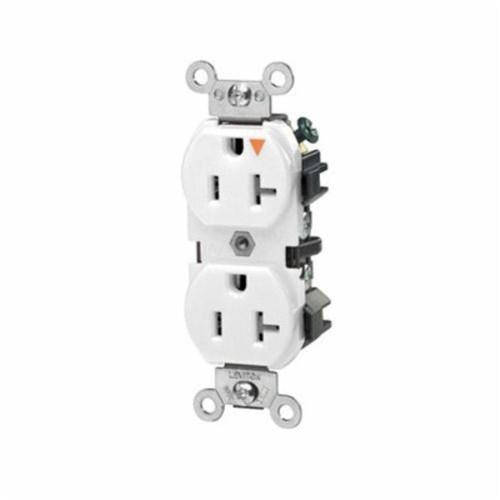 small resolution of leviton 5362 igw heavy duty isolated ground straight blade duplex receptacle 125 vac 20 a 2 poles 3 wires white state electric