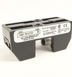 allen bradley 1491 n161 fuse block class h 0 30a 1 pole 600v state electric [ 1500 x 1500 Pixel ]