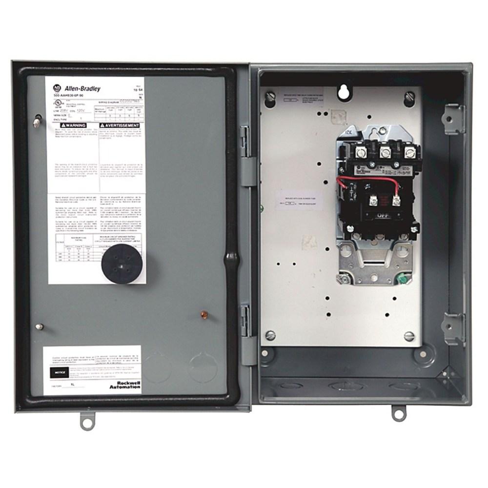 medium resolution of allen bradley 500l nema top wiring electically held lighting contactor nema 3 open 115 120v 60hz 3 power poles 100a state electric