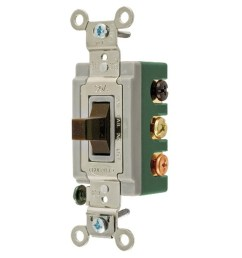 wiring device kellems hbl hbl1388 double throw extra heavy duty general purpose standard toggle switch 120 277 vac 15 a 4155 w 3 position center off  [ 1500 x 1500 Pixel ]
