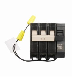 cutler hammer ch350st type ch circuit breaker 120 240 vac 50 a 10 ka interrupt 3 poles common trip state electric [ 1500 x 1500 Pixel ]