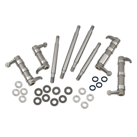 Rocker Arms And Shaft For 1936-'47 HD® Over Head Valve Big