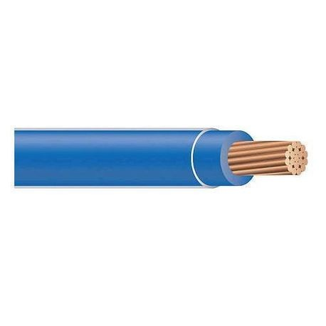TFFN. Stranded. 16 AWG. 1 Conductor. Copper. 600 Volts. Blue. 500 ft. Reel | State Electric