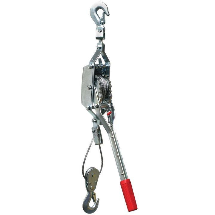 American Power Pull 18600 Cable Puller, 2 Ton Lifting