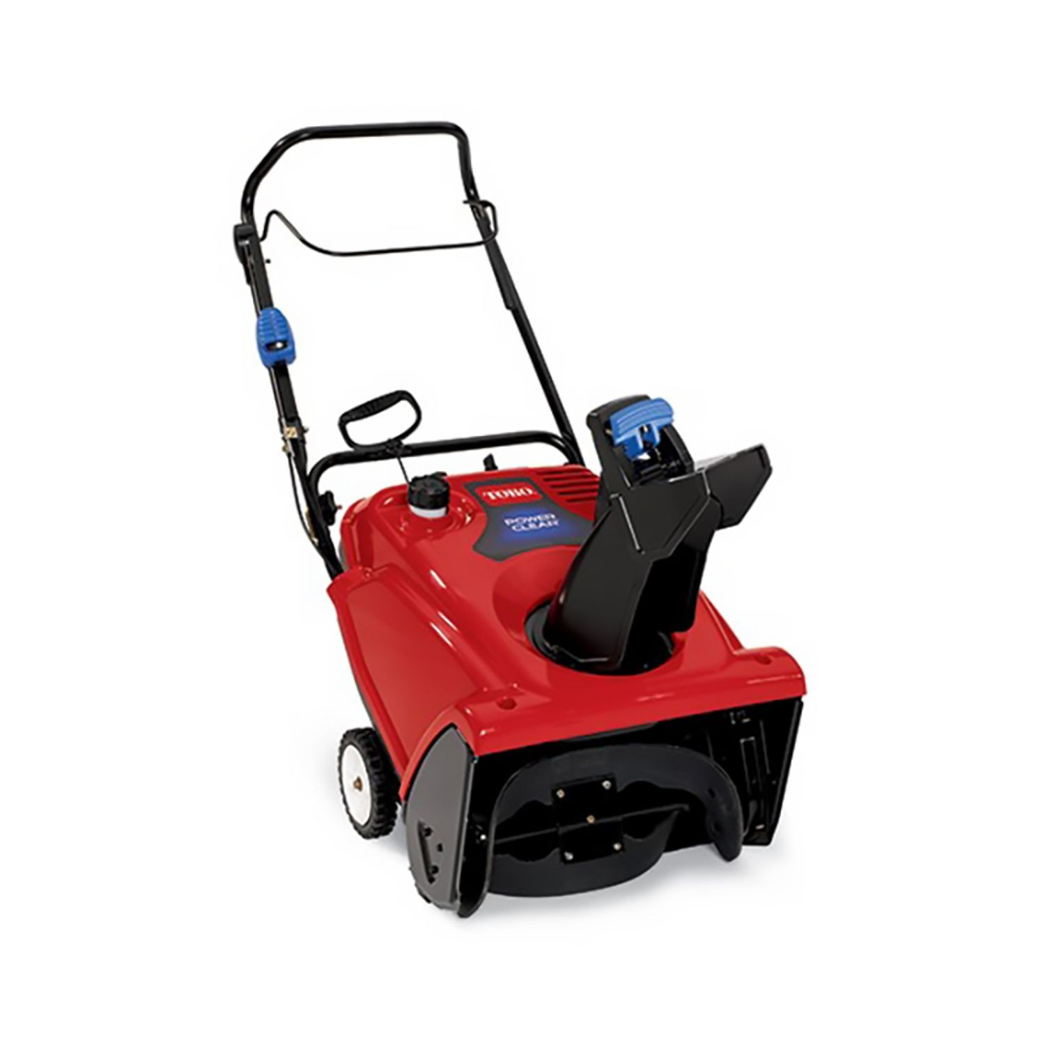 hight resolution of toro 721 qze power clear snow blower with electric start 212cc 4