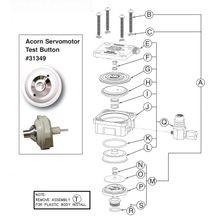 AirTrol Metering ServoMotor Assy Drawing 9955000003  Best Plumbing Specialties