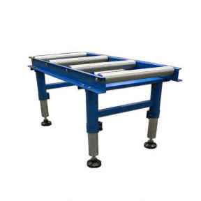 ROLLER CONVEYORS & STANDS