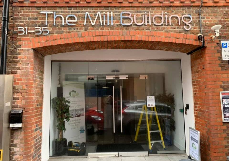 The Mill Building