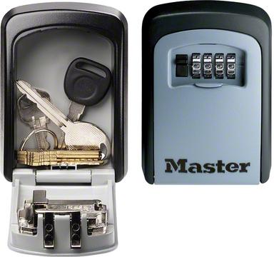 Master Lock Select Access wall mounted Mini Key Safe