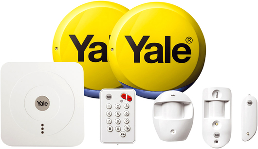 Yale Security Alarm System High