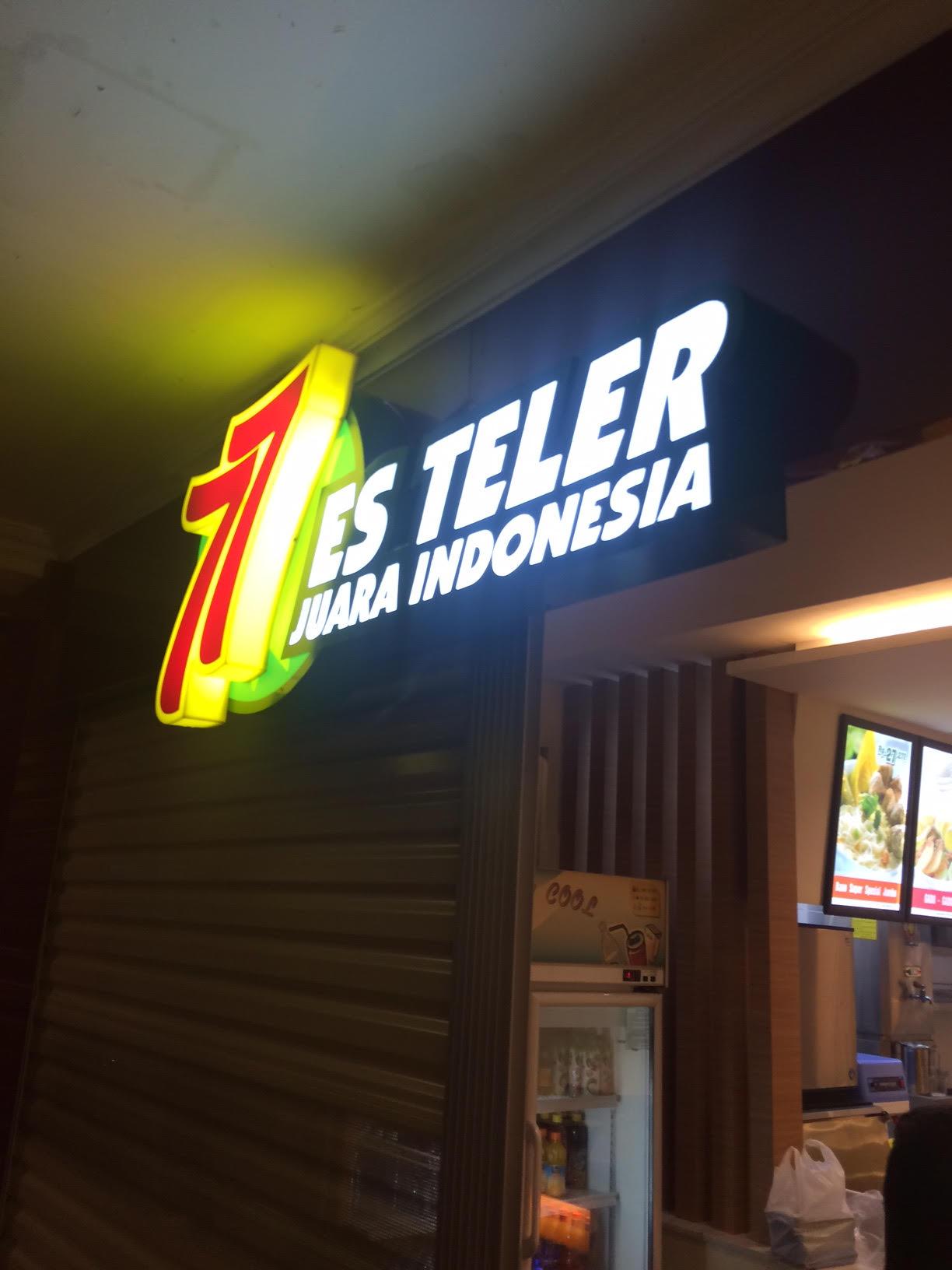 Es Teler 77 Logo : teler, Tumben, Teler, Kompasiana.com