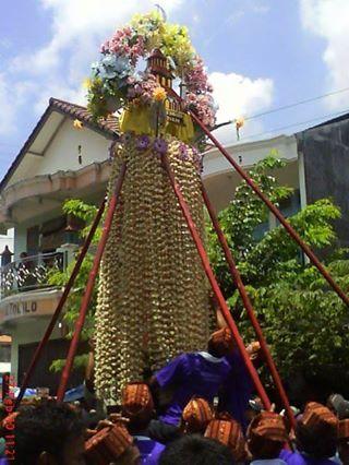 Gambar Tradisi Sekaten : gambar, tradisi, sekaten, Sekaten, Meron, Kompasiana.com