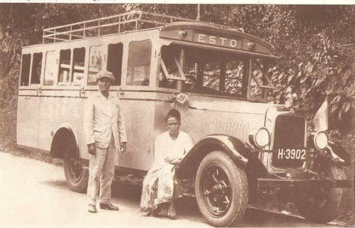 Image result for bus jaman belanda