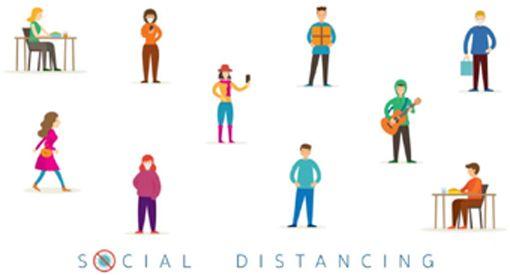 Geometri Physical Distancing Halaman 1 Kompasiana