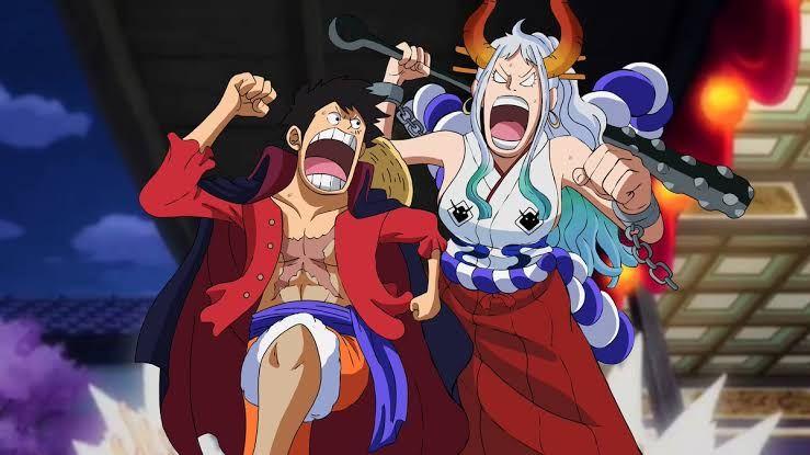 No touch clash | luffy vs kaido | one piece chapter 1010 scene #chapter1010 #onepiece Prediksi One Piece 1023 Saatnya Luffy Bantu Yamato Hajar Kaido Halaman 1 Kompasiana Com