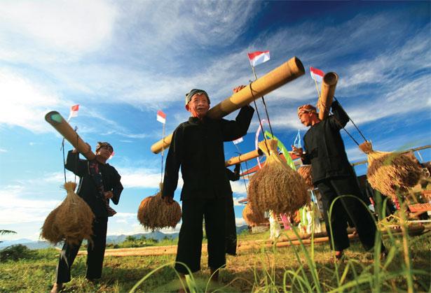 Kearifan Lokal untuk Kearifan Indonesia oleh Akbar