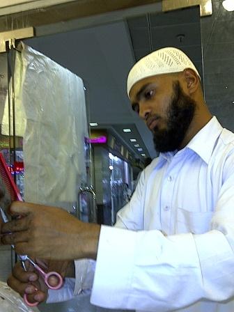 Gambar Tahallul : gambar, tahallul, Tempat-tempat, Tahallul, Sekitar, Masjidil, Haram, Kompasiana.com