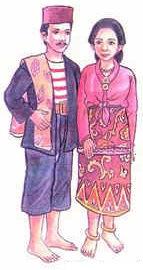 Gambar Baju Adat Jawa Timur : gambar, timur, Koreksi, Busana, Timuran, Kompasiana.com