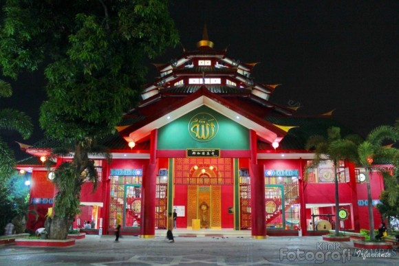 Haji Hasan Pembawa Bedug Masjid dari Armada Cheng Ho 1414