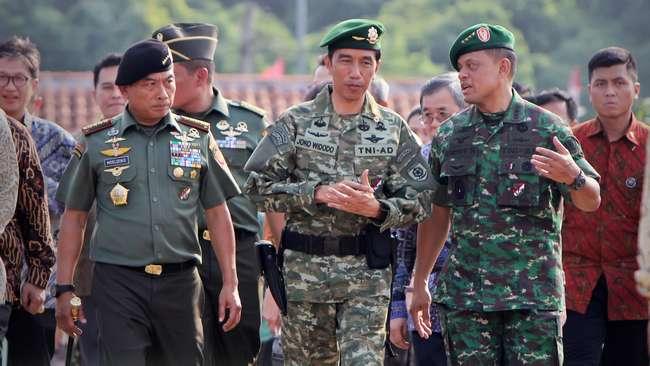 Pergantian Kabareskrim Budi Waseso, Akhir Konsolidasi  Strategis Jokowi  2015