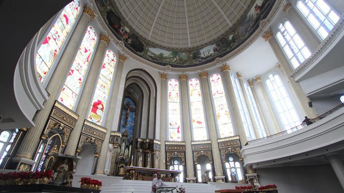 Image result for katedral pontianak