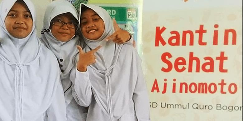 Pentingnya Gizi Seimbang Untuk Anak Usia Sekolah Dasar