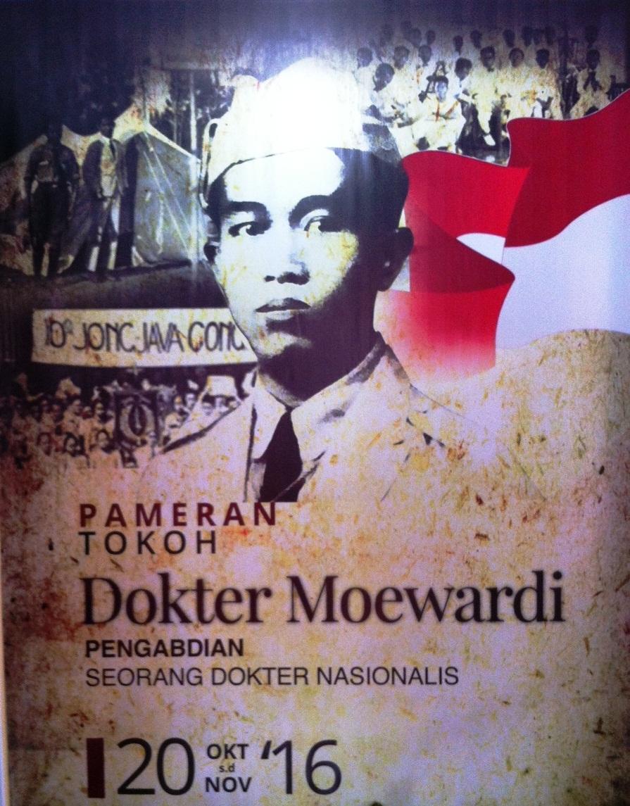 Saksikan Pameran Tokoh Dr. Moewardi di Museum Sumpah Pemuda