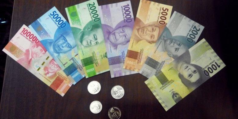 12 Fitur Pengaman Uang Kertas Baru Seratus Ribu oleh Siwi